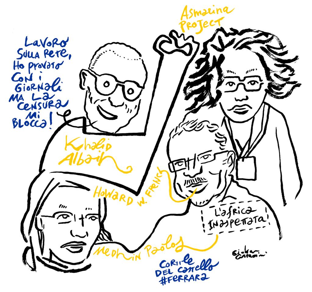 Internazionale – Un angolo di Eritrea a Milano